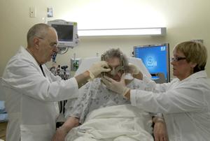 Tremors Patient
