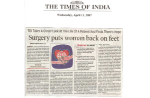 Times Of India-11-April--2007