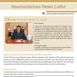 Neurosciences-Newsletter