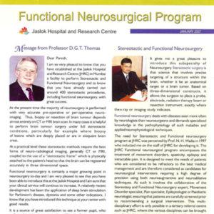 Neurological Surgery Program