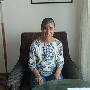 OCD Patient - Pamela Mehra