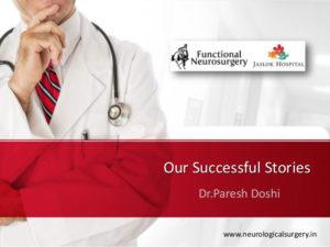 Dr. Prashesh Doshi- Story
