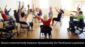 Dance for Parkinson's Patients