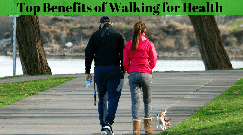 Top Benefits of Walking for Health