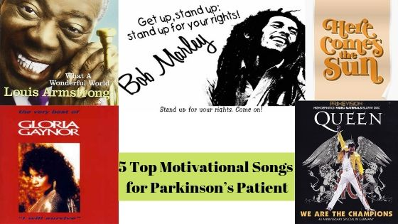 5 Top Motivational Songs for Parkinson's Patient
