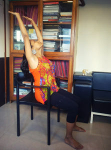 chair-surya-namaskar- step 2