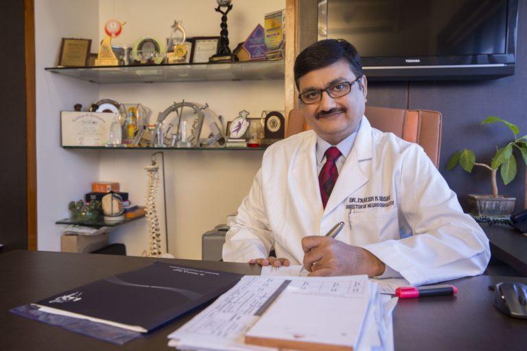 best-neurosurgeon-in-india
