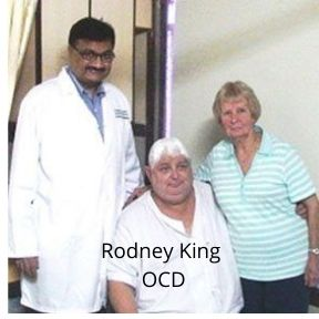 Rodney King <br />(from Australia)
